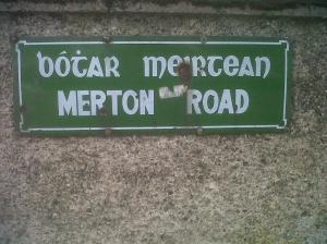 merton road