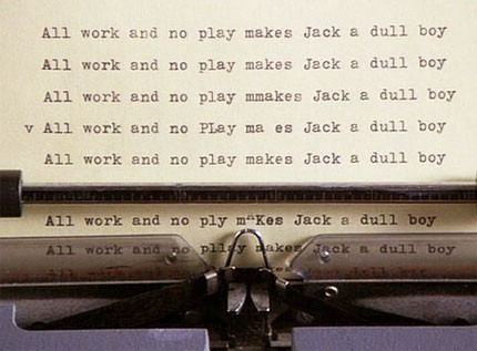 jack a dull boy