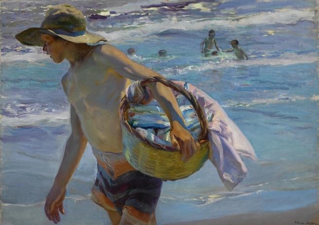 el pescador - Sorolla